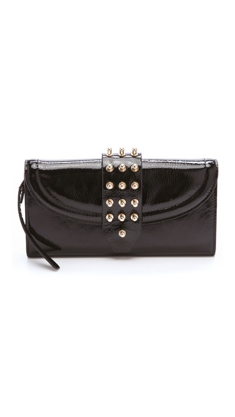 McQ - Alexander McQueen Collar Stud Wallet