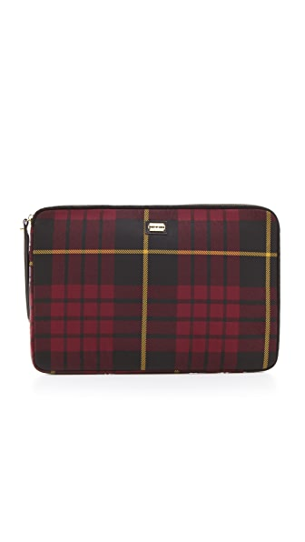 McQ - Alexander McQueen McQ Tartan Laptop Case