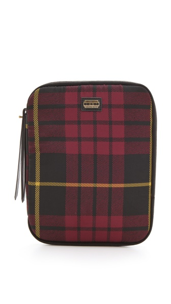 McQ - Alexander McQueen McQ Tartan iPad Case