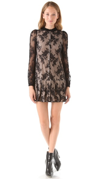 McQ - Alexander McQueen Chemisier Dress
