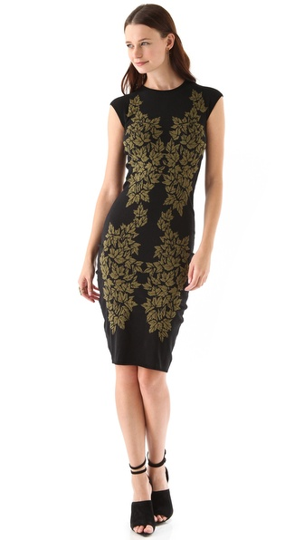 McQ - Alexander McQueen Leaf Dress