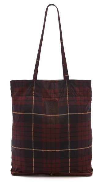 McQ - Alexander McQueen Nylon Printed Shopper