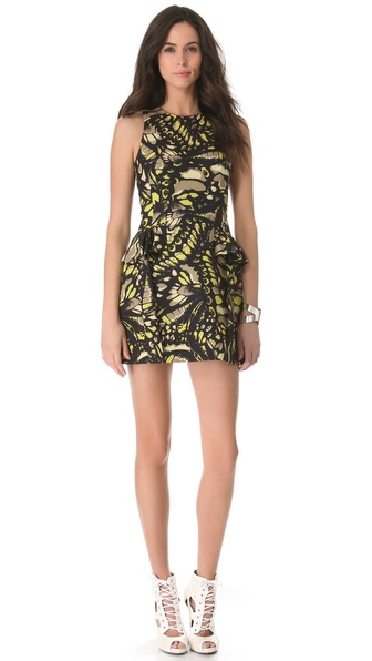 McQ - Alexander McQueen Pocket Flare Dress