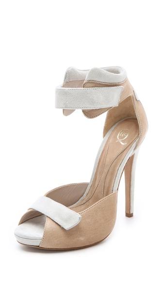 McQ - Alexander McQueen Sport Cuff Sandals