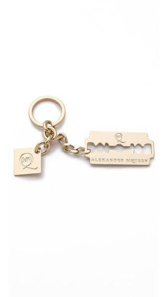 McQ - Alexander McQueen Razor Blade Key Ring