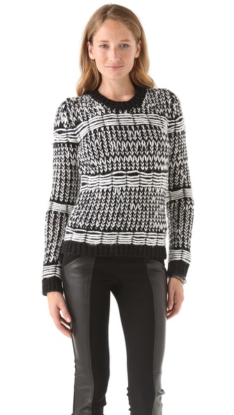 McQ - Alexander McQueen Chunky Sweater