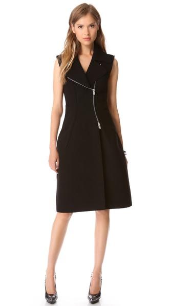 McQ - Alexander McQueen Dart Vest Dress
