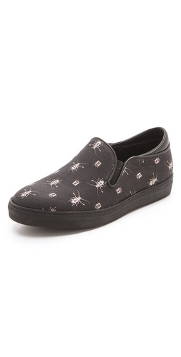 McQ - Alexander McQueen Slip On Sneakers at Shopbop / East Dane