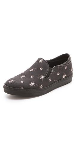 McQ - Alexander McQueen Slip On Sneakers