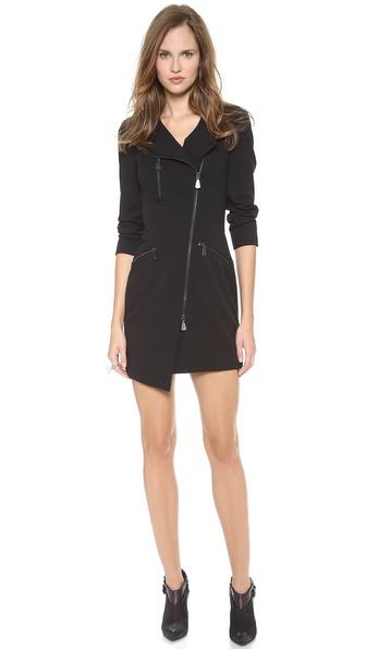 McQ - Alexander McQueen Tailored Zip Back Dress