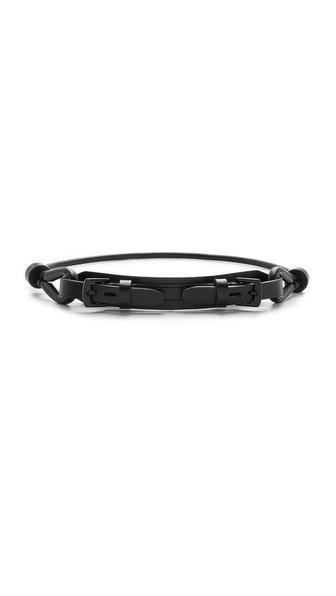McQ - Alexander McQueen Tube Belt
