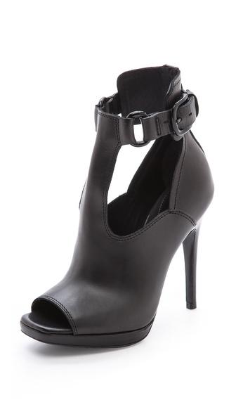 McQ - Alexander McQueen Lara Buckle Sandals