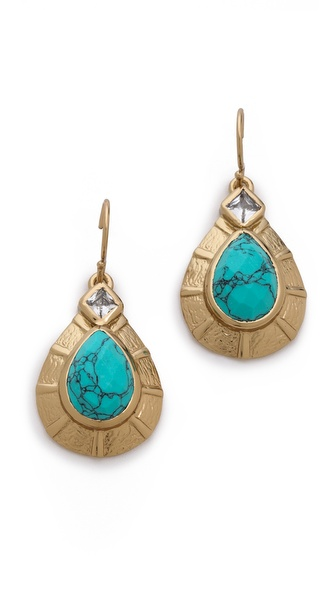 MELINDA MARIA Athena Earrings