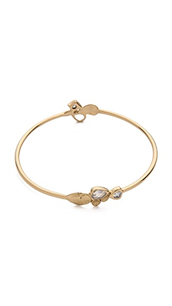 MELINDA MARIA Flynn Bangle Bracelet