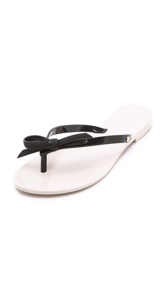 Melissa Melissa + Jason Wu Bow Flip Flops