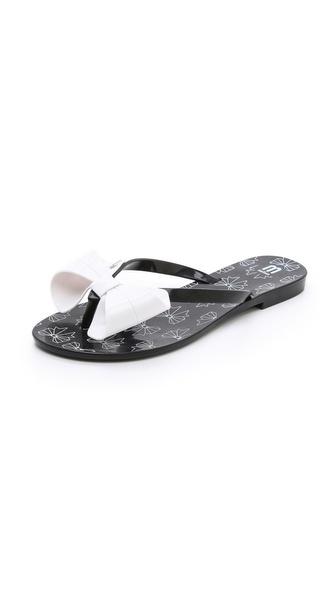 Melissa Harmonic IV Bow Flip Flops