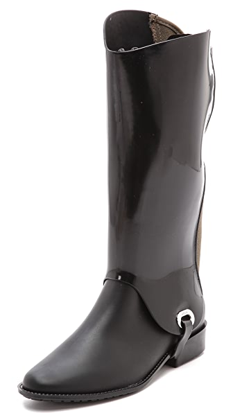 Melissa Melissa Riding Rain Boots