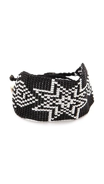 Mercedes Salazar Thick Beaded Bracelet