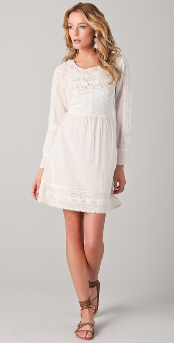 Mes Demoiselles Parole Lace Dress