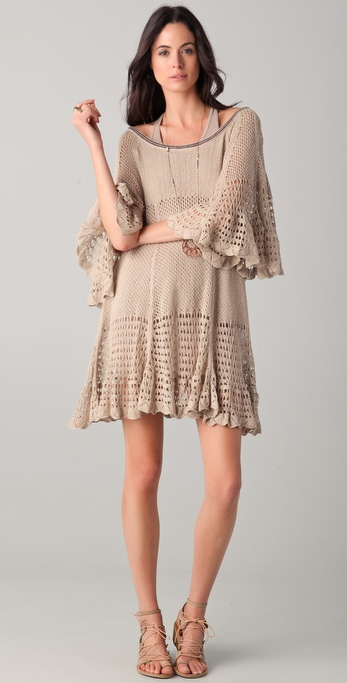 Mes Demoiselles Dormeuse Tunic Dress
