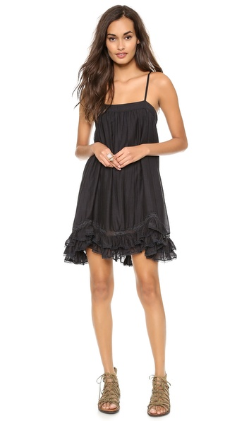 Mes Demoiselles Delice Ruffle Dress