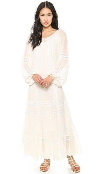 Mes Demoiselles Iman Peasant Gown