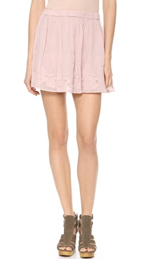 Mes Demoiselles Mona Short Skirt