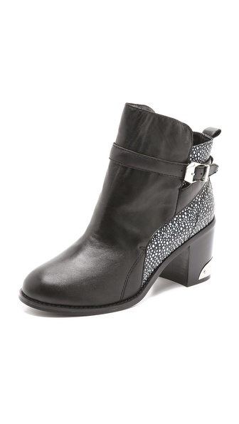 Messeca New York Aubrey Booties