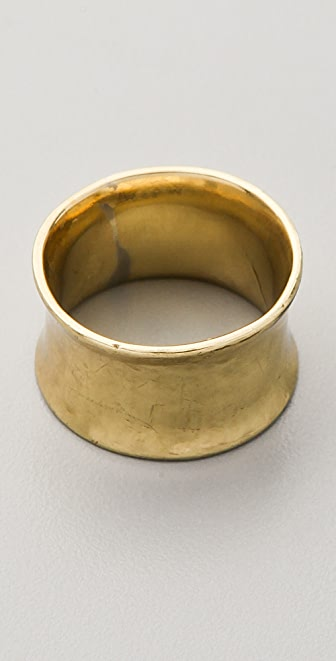 Mettle Concave Ring