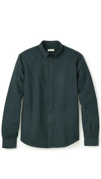 MELINDAGLOSS Hidden Button Shirt