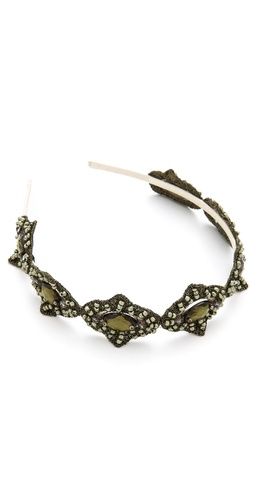 Marie Hayden All Around Trim Headband at Shopbop / East Dane