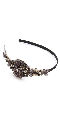 Marie Hayden Beaded Motif Headband at Shopbop / East Dane
