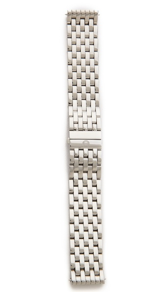 MICHELE Deco XL 20mm 7 Link Bracelet Watch Strap