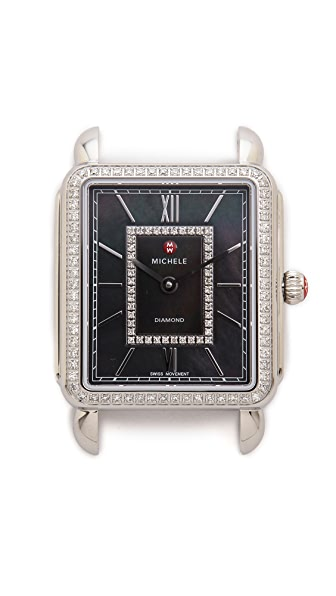Black Diamond Black Diamond Deco II Black Diamond Dial Watch