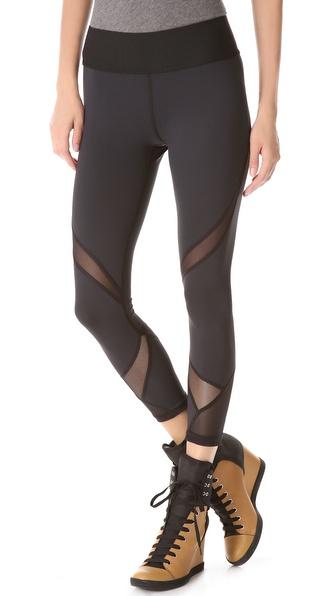 MICHI Hydra Crop Leggings