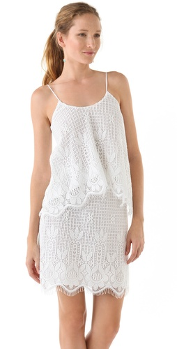 Miguelina Rosalyn Rio Lace Top
