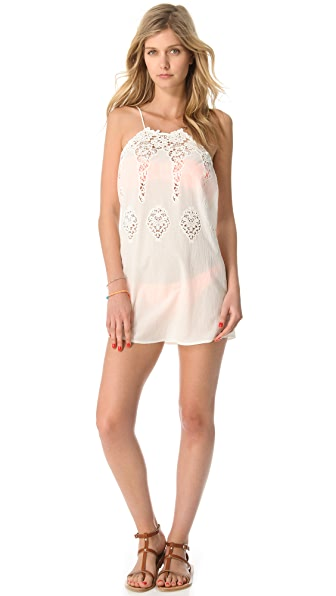 Miguelina Celeste Cover Up Dress