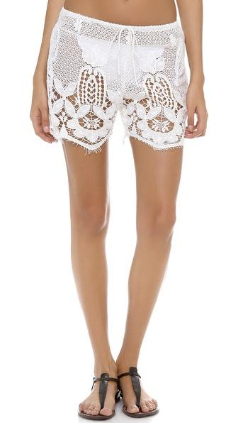 Miguelina Jaya Cover Up Shorts