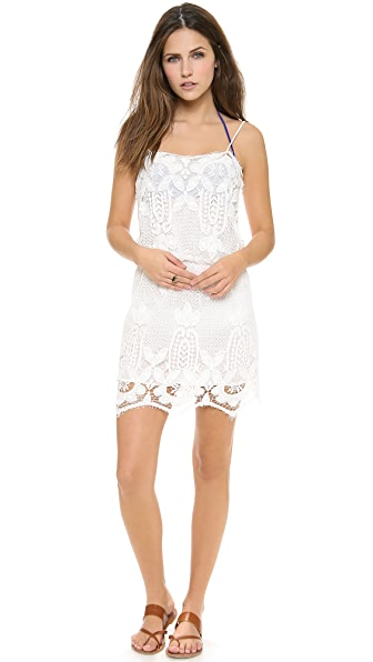 Miguelina Kodi Cover Up Dress