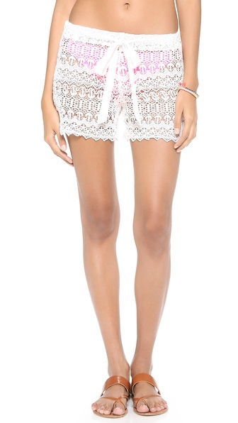 Miguelina Erie Cover Up Shorts