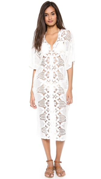 Miguelina Kate Lace Cover Up
