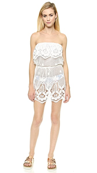 Miguelina Miguelina Dylan Dress (White)