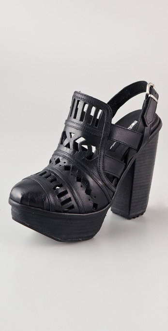 Miista Ori Cutout Booties