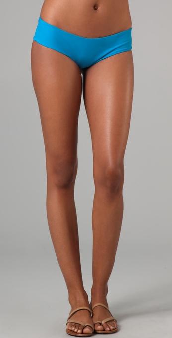 MIKOH SWIMWEAR Bali Basic Booty Bikini Bottoms