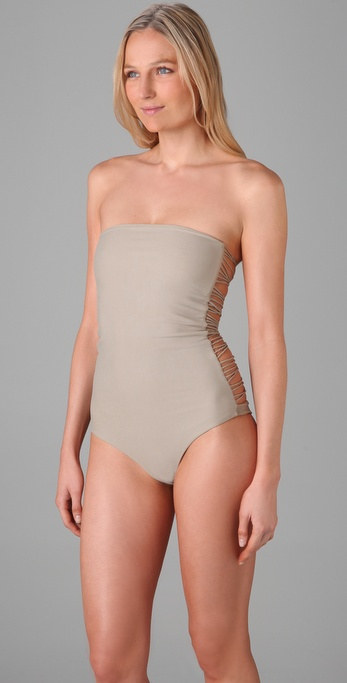 MIKOH SWIMWEAR Santorini One Piece