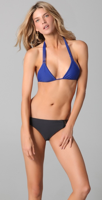 MIKOH SWIMWEAR Martinique Bikini Top