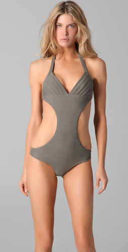 MIKOH SWIMWEAR Laguna One Piece