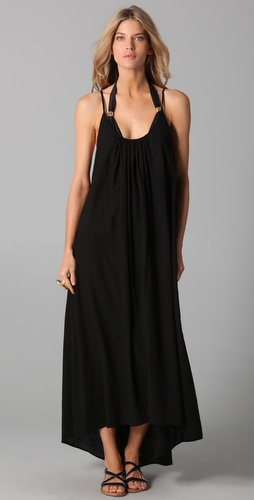 MIKOH SWIMWEAR Sardinia Long Dress