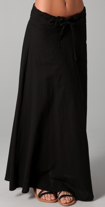 MIKOH SWIMWEAR East Hampton Long Skirt
