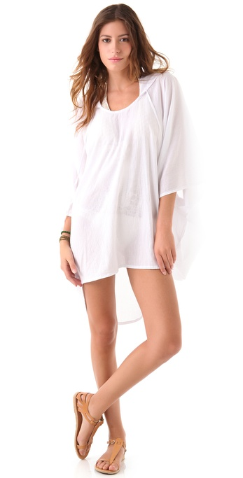 MIKOH SWIMWEAR Morocco Cover Up Caftan